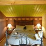 La chambre marron - Gîte en Lorraine