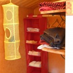 Placard - Rangement - Chambre éléphant du gîte