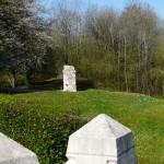 Le point X - Crête des Eparges en Meuse