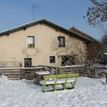 Le gîte sous la neige - Le moulin aux champs en Meuse