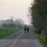 Promenades sur les petites routes de campagne