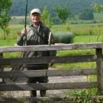 Pêche dans le Longeau (Rivière) - Gîte Meuse
