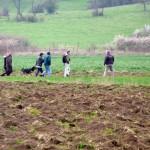 Randonnées à travers champs - Côtes de Meuse