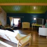 Le salon des enfants - Gite Le moulin aux champs - Meuse