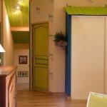 Le salon de l'étage - Gîte Le moulin aux champs en Lorraine